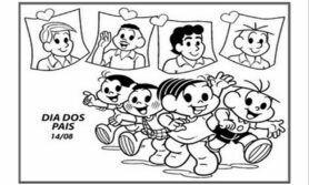 Atividades para Alfabetização para o Dia dos Pais