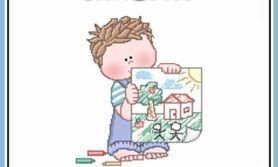 Capas para caderno infantil coloridas