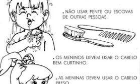 Higiene Pessoal para Educação Infantil