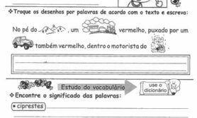 Interpretação para 5° ano – atividade de natal