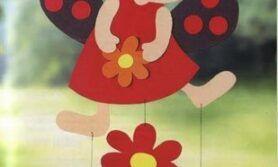 Moldes de Joaninhas - Atividades Pedagógicas