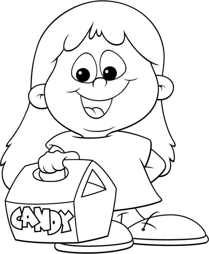 Vários Desenhos e Imagens Infantis para Colorir