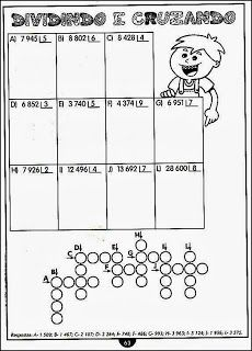 Atividades de Matemática para 4º ano